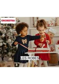 Prospectus Orchestra PREMAMAN - DROGENBOS : Les Robes