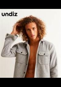 Prospectus Undiz NOISY-LE-GRAND : Nouveautés Homme