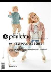 Prospectus Phildar Conflans-Sainte-Honorine : Tricotez Bébés