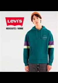 Prospectus Levi's Store St Germain en Laye : Nouveautés / Homme