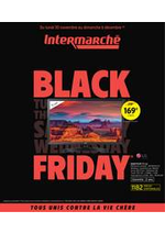 Promos et remises  : Offre Intermarché Black Friday