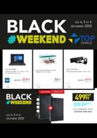 Prospectus Top Office Saint-Maximin : Offre Top Office Black Friday