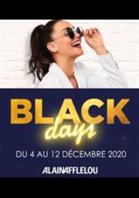 Prospectus Alain Afflelou ISSY-LES-MOULINEAUX : Offre Alain Afflelou Black Friday