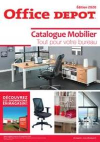 Prospectus Office DEPOT Paris 2 - Sebastopol : TOUT LE MOBILIER POUR VOTRE BUREAU