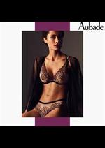 Prospectus Aubade : Nouveautés Lingerie