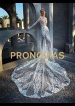 Catalogues et collections Pronovias : Robes de Mariée Haute Couture