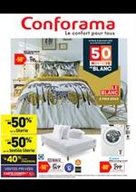 Prospectus Conforama : Catalogue Conforama