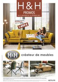 Prospectus H&H : H&H PROMOS