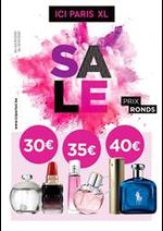 Prospectus Ici Paris XL : Sale