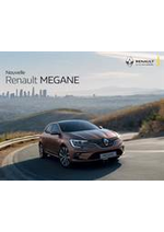 Prospectus Renault : Nouvelle Renault Megane