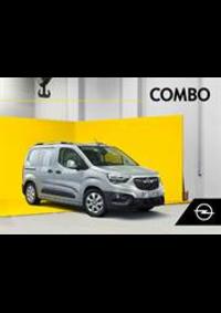 Guides et conseils Opel Enghien : Combo