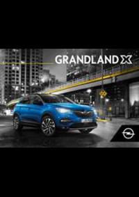 Guides et conseils Opel Namur : Grandland X