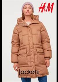 Catalogues et collections H&M Lausanne - Rue St-Laurent  : Jackets