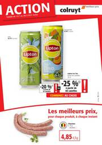 Promos et remises Colruyt : Action