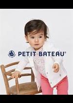 Catalogues et collections Petit Bateau : Bébé Garçon
