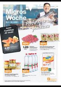 Prospectus Migros Chavannes-Renens : Migros Wochenflyer 02 2021