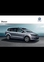 Prospectus Volkswagen : Volkswagen Sharan