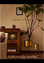 Prospectus  : Collection de meubles