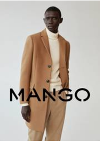 Prospectus MANGO PARIS 6 - Montparnasse : Nouvelle Collection pour Homme