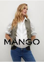 Prospectus MANGO : Vêtements de Grossesse pour Femme