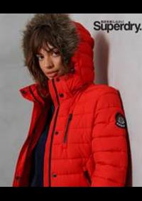 Prospectus Superdry BELLE EPINE : Vestes & Manteaux Pour Femme