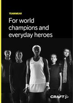 Catalogues et collections Ochsner Sport : Katalog Teamwear