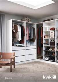 Catalogues et collections Kvik WATERLOO : Wardrobe