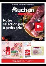 Prospectus Auchan : A ce prix là, c'est encore meilleur !