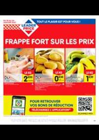 Prospectus Leader Price Paris 172 RUE DE CHARENTON : Des Promos Incroyables !