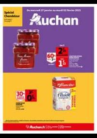 Prospectus Auchan PUTEAUX : Les bons plans du week-end