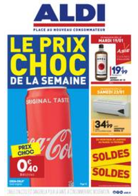 Prospectus Aldi Champigny-sur-Marne : LE PRIX CHOC DE LA SEMAINE