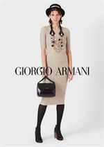 Prospectus Armani : Collection Robe