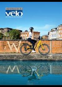 Prospectus Culture vélo Clermont-Ferrand - Cournon : Culture Vélo 2021