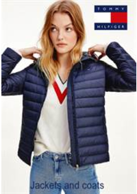 Prospectus TOMMY HILFIGER STORE LILLE : Jackets and coats