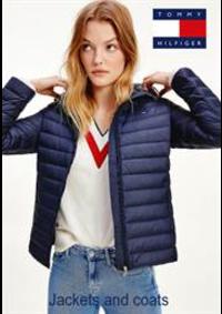 Prospectus TOMMY HILFIGER STORE LA REUNION : Jackets and coats