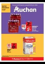 Prospectus Auchan : La Chandeleur autrement