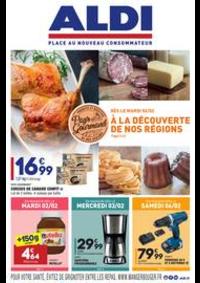Prospectus Aldi Metz 69 Rue du Général Metman : À la découverte de nos régions