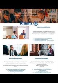 Prospectus Allianz PONTARLIER 15 RUE DU DOCTEUR GRENIER : Catalogue Allianz