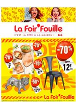 Prospectus La Foir'Fouille : Catalogue La Foir'Fouille