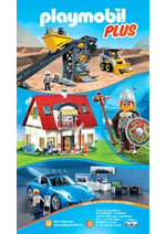 Promos et remises  : Playmobil Plus