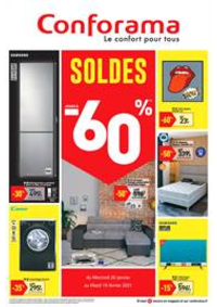Prospectus Conforama SAINT-GENIS POUILLY : Soldes