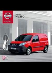 Prospectus Nissan PARIS : Nissan NV250