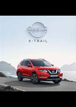 Promos et remises  : Nisan X-Trail