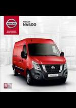 Prospectus Nissan : Nisan NV400