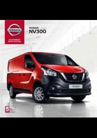 Prospectus Nissan BRUGES : Nisan NV300