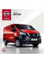 Prospectus Nissan : Nisan NV300