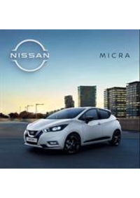 Prospectus Nissan PARIS : Nisan Micra