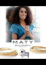 Prospectus Maty : Catalogue Printemps-Eté 2021