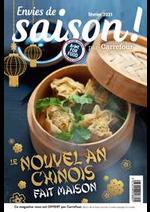 Prospectus Carrefour : Nouvel An chinois fait maison