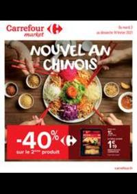 Prospectus Carrefour Market COLOMBES : Nouvel An Chinois